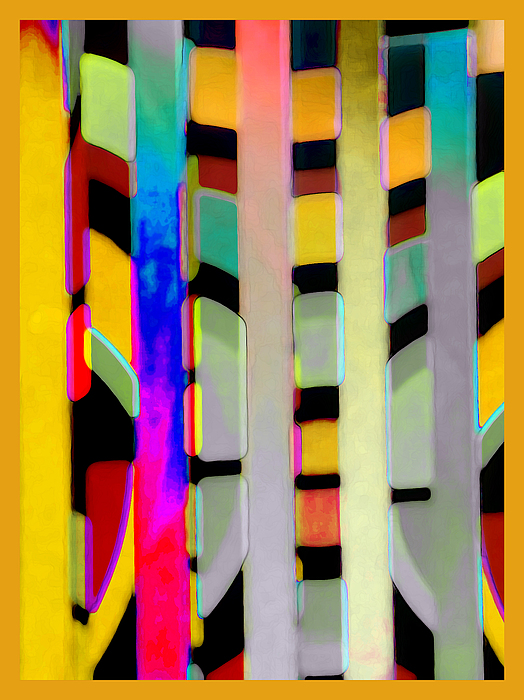Abstract Photograph - Just Color 2 by Linda  Parker