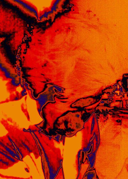 Photo Manipulation Digital Art - Just Crying by Bayu Cahayahari