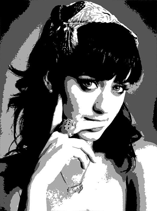 Katy Perry Painting - Katy Perry by Dan Carman