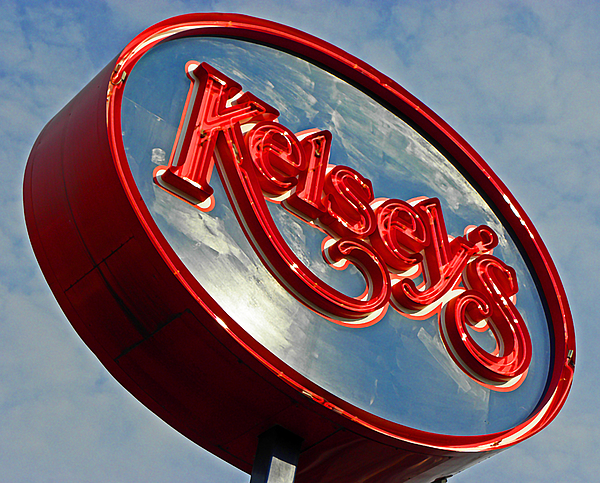 Digital Photograph - Kelseys by Elizabeth Hoskinson