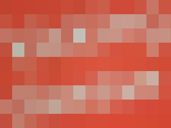 Minimal Digital Art - Kicking Disease - Context Series - Limited Run by Lars B Amble