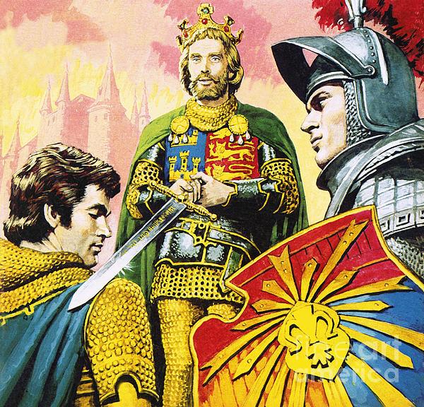 Image result for king arthur