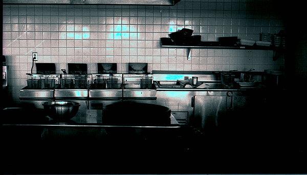 Interiors Photograph - Kitchen by Michael Morrison