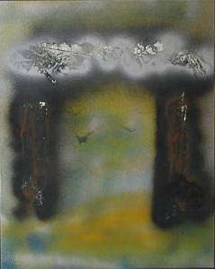 Christ Painting - La Passion Du Christ 2005 by Annick Gauvreau