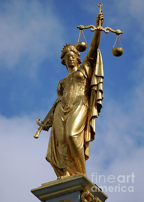 lady justice statue drawing - photo #30