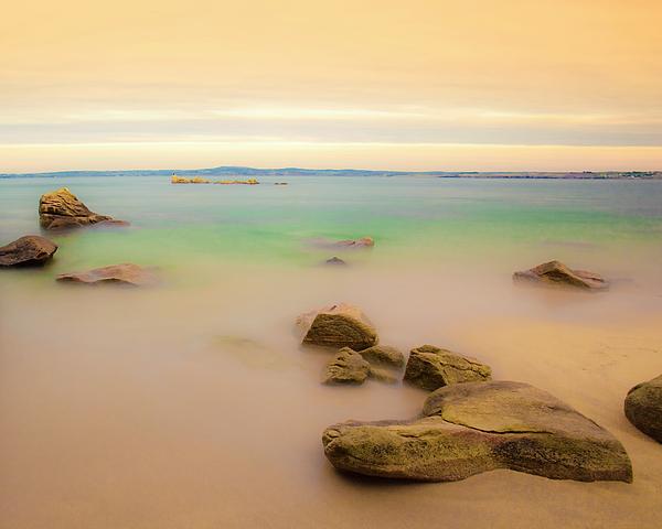 Horizontal Photograph - Lagon Breton by Philippe Doucet