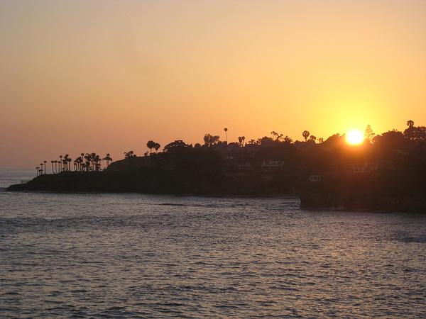 Laguna Photograph - Laguna Sunset by Renee Antos