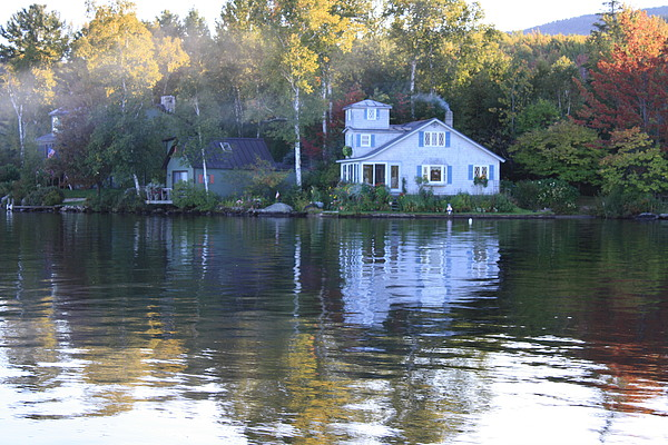 Vermont Photograph - Lake Groton Vermont by Tara Moorman Photography