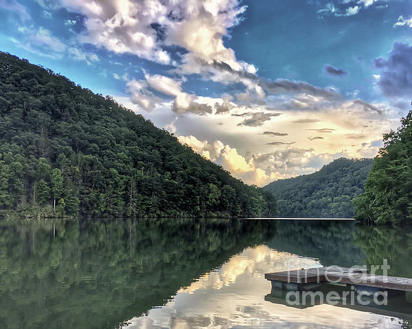 Lake Photograph - Lake Reflections by Kerri Farley