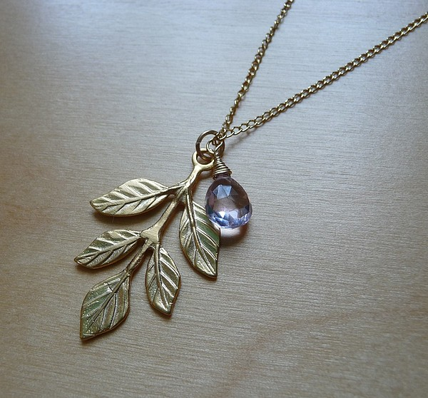 Jewelry Jewelry - Leaves Of Grace by Karen Ericson