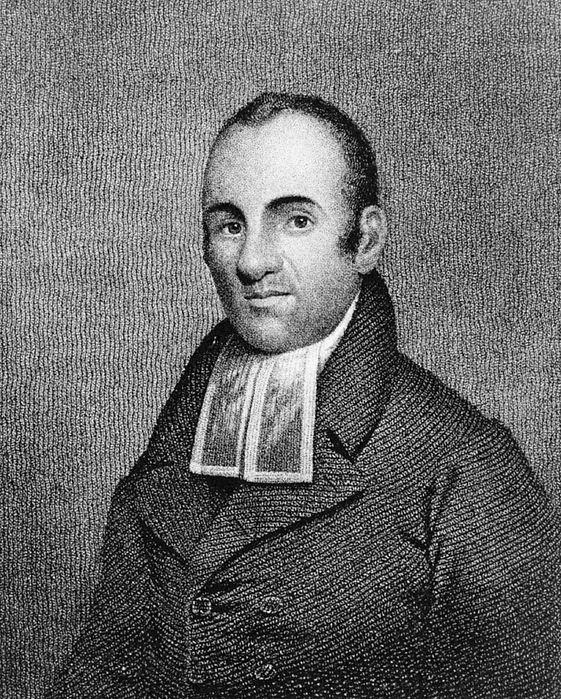 1837 Photograph - Lemuel Haynes (1753-1833) by Granger
