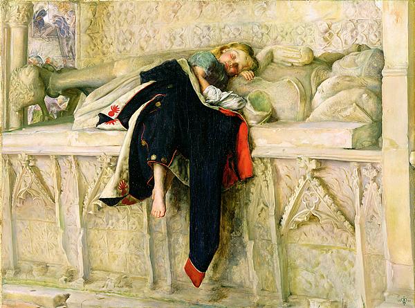 Enfant Painting - Lenfant Du Regiment by Sir John Everett Millais