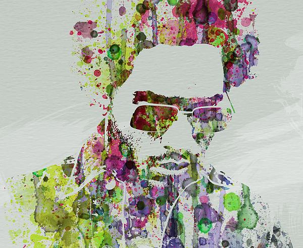 Lenny Kravitz Painting - Lenny Kravitz 2 by Naxart Studio