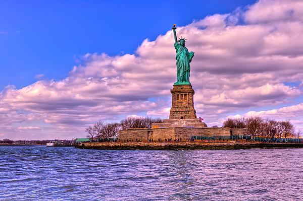 Freedom Photograph - Liberty by David Hahn