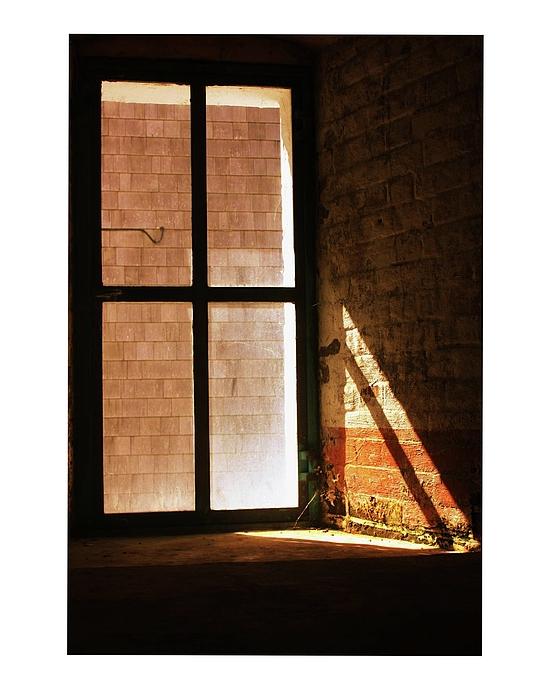 Window Photograph - Light by Dana Flaherty