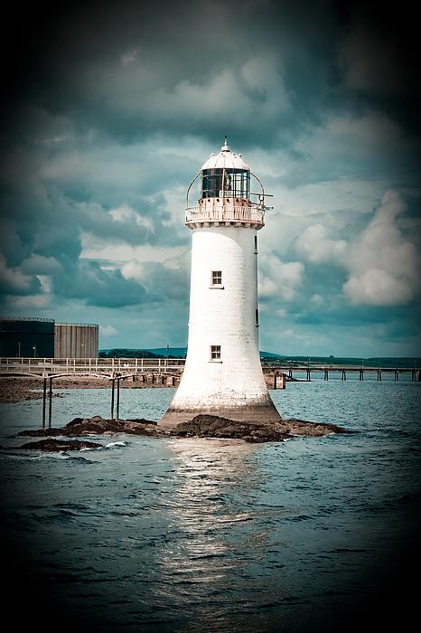 Lighthouse Photograph - Lighthouse by Gabriela Insuratelu