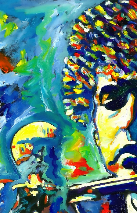 Bob Dylan Painting - Like A Rolling Stone by Vel Verrept