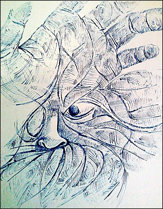 Lines Of The Hands Digital Art - Lines Of The Hands by Paulo Zerbato