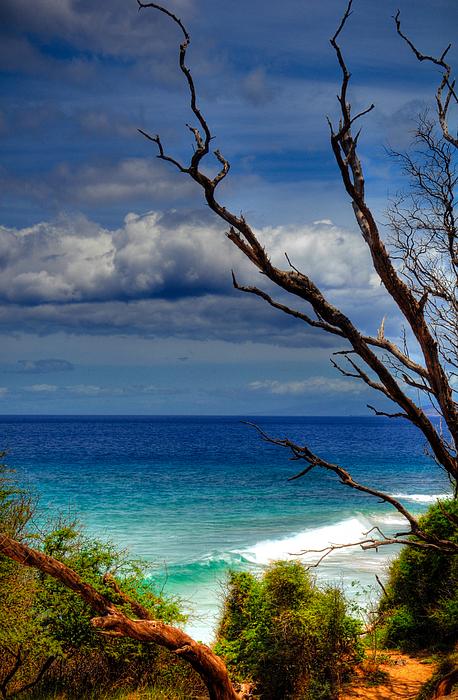 Little Beach Maui Photograph By Kelly Wade