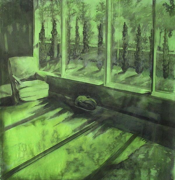 Interior Painting - Living Room 2 by Maddalena Mauri
