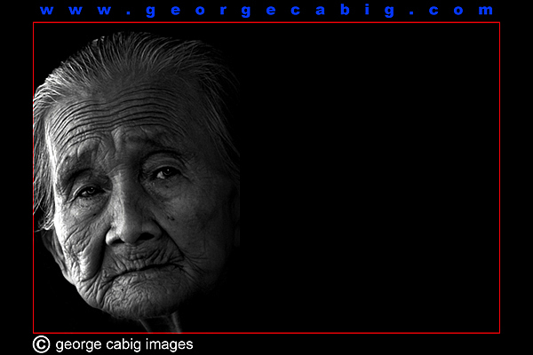 Philippines Photograph - Lola by George Cabig
