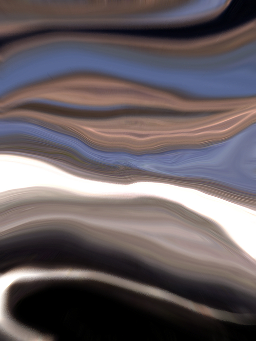 Abstract Photograph - Longing by Linnea Tober