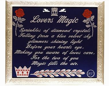 Lovers Magic  by Melvin  Dudley