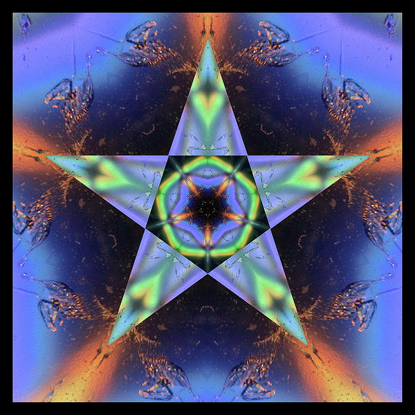 Chakras Photograph - Lumimatter by Bell And Todd