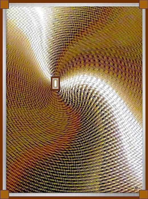 Abstract Digital Art - Luminous Energy 16 by Will Borden
