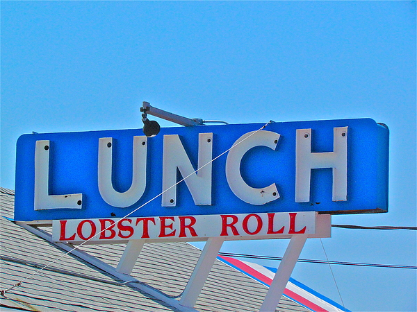 Lunch Photograph - Lunch by Beth Saffer