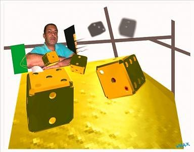 Game Digital Art - Make The Game by Waldemar Max
