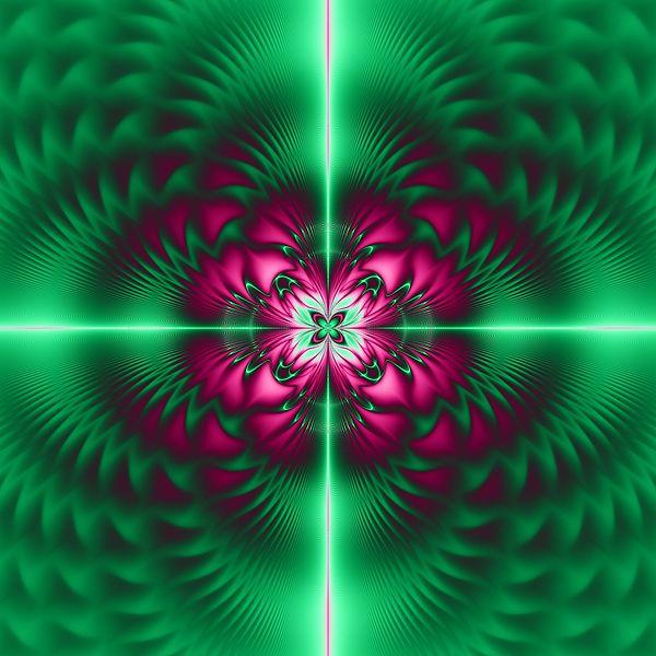 Mandala Digital Art - Mandala 7 by Sfinga Sfinga