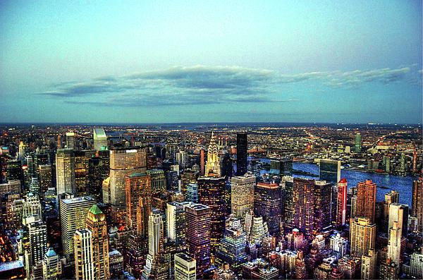 Manhattan Photograph - Manhattans Upper East Side by Randy Aveille