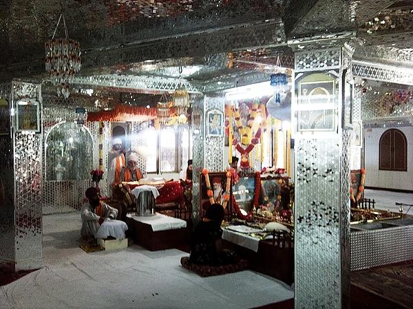 Gurudwara Photograph - Manikaran Shahib by Bali Chadha