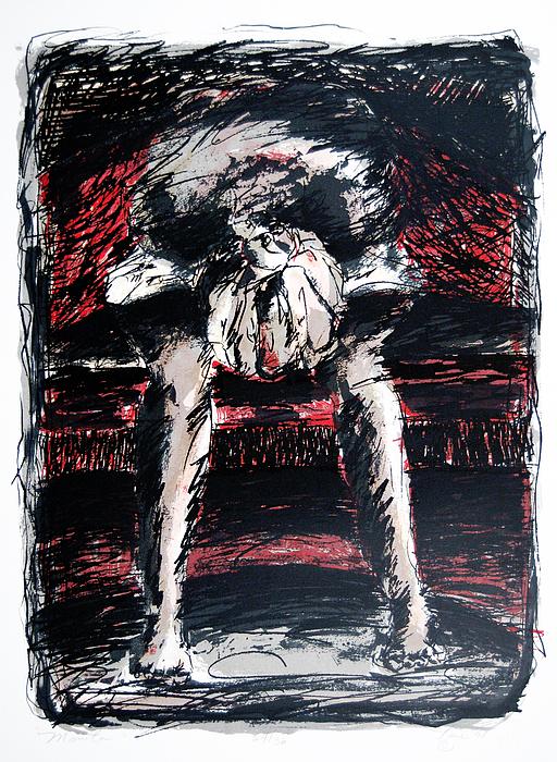 Serie Print - Manita by Tina Fuentes