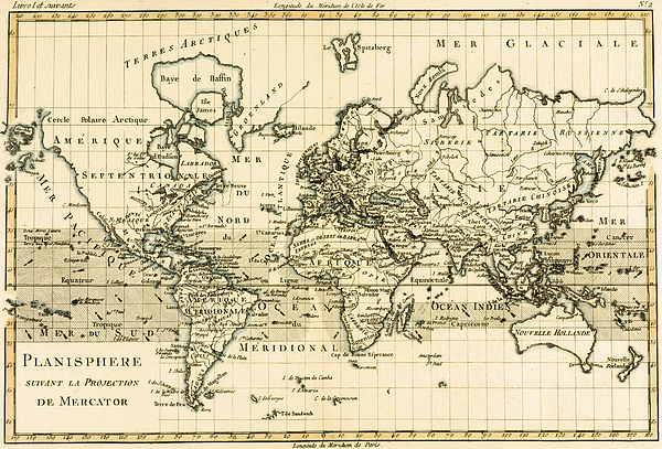 the mercator projection What is the difference between the peters projection and the mercator map, and why are they so hotly debated among geographers and map makers.