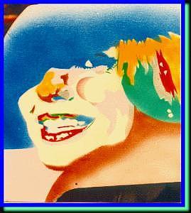 Marilyn Monroe Painting - Marilyn by James Boehmer