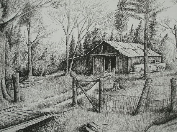 further American Weekly Cottage Transfer likewise  in addition  further  as well  besides 2hvwl5c besides mas barn and truck chris shepherd together with  as well Pequeno Pony as well Ciao Sabrina. on old barn coloring pages for adults