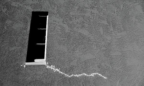 Stark Photograph - Masonic Window by CML Brown