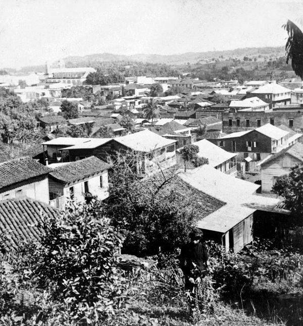 Puerto Rico Photograph - Mayaguez - Puerto Rico - C 1900 by International  Images