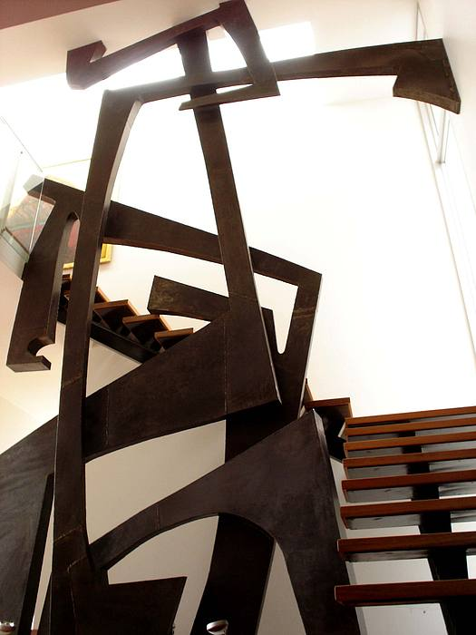 Sculpture Sculpture - Medula by Pool Guillen