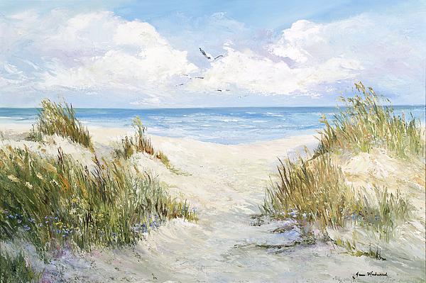 Memories Painting - Memories by Jane Woodward