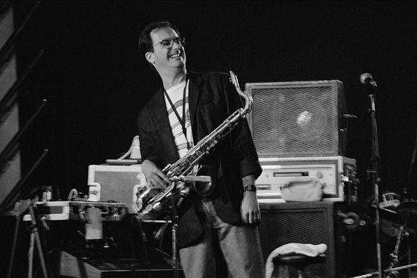 Michael Brecker, saxophonist extraordinaire