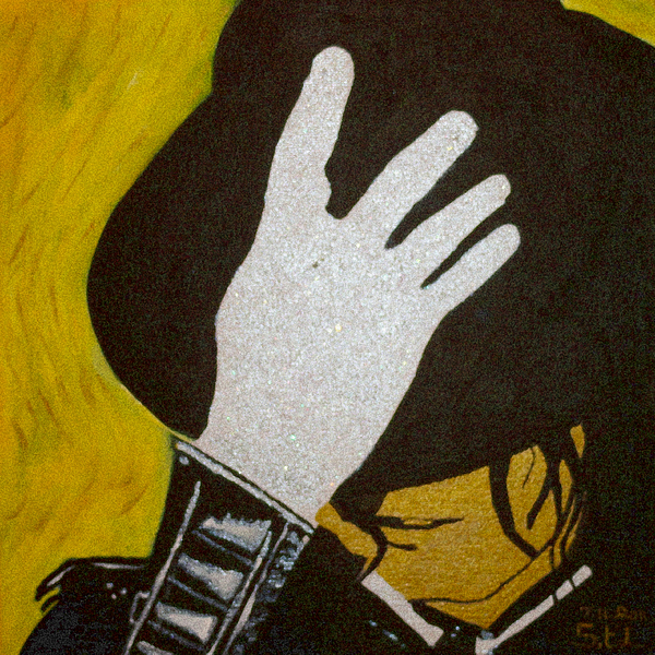 Michael Jackson Painting - Michael Jackson by Estelle BRETON-MAYA