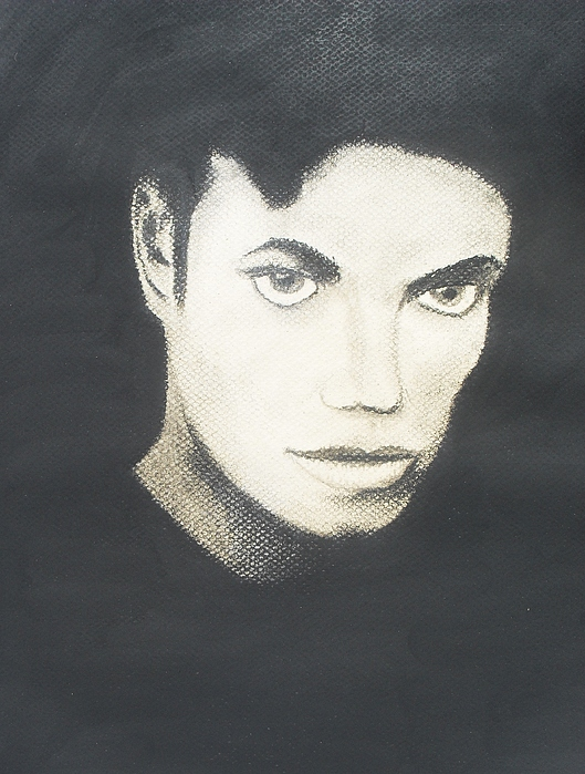 Pastel Pastel - Michael Jackson by M Valeriano