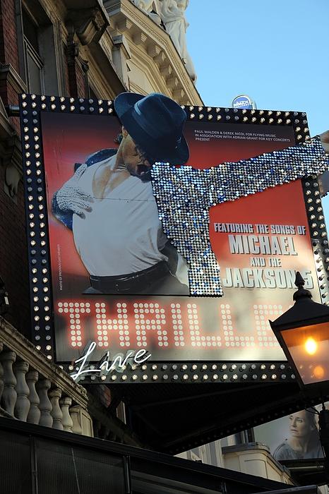 Michael Jackson Photograph - Michael Jackson Musical by Sophie Vigneault