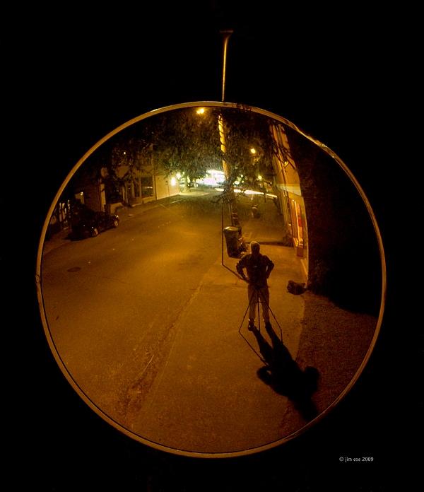 Print Photograph - Midnight Mirror by Jim Coe