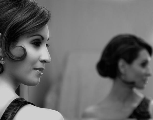 Fashion Photograph - Mirror by MAX Potega