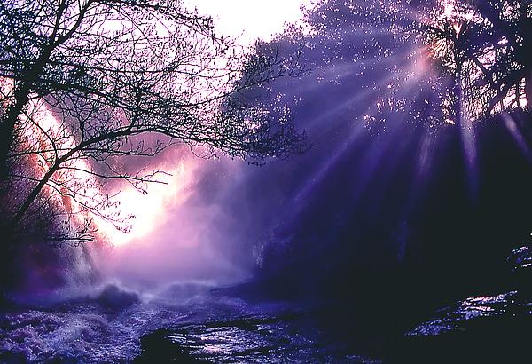 Landscape Photograph - Mist Of Ireland by Matthew Altenbach