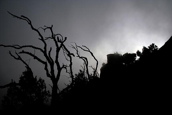 Montserrat Photograph - Misty Montserrat by Jason Hochman